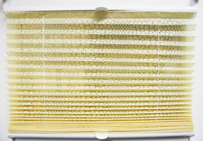 sun collection Plissee Easy Colour Safari geöffnet